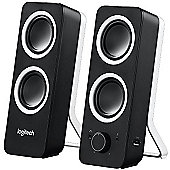 Logitech Z200 Speaker System (Midnight Black - UK)