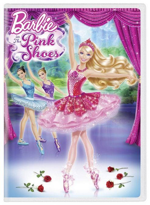 Barbie And The Pink Shoes (DVD)