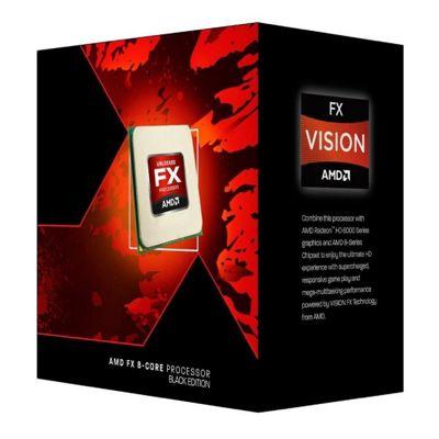 AMD FX 8-CORE (FX-8350) 4.0GHz Processor 16MB