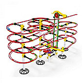 Marble Run Skyrail Elevator - 360 Pieces Marble Game - Marble Toys - Quercetti