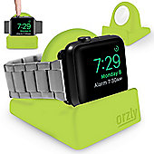 Orzly Apple Watch Night Stand - Green