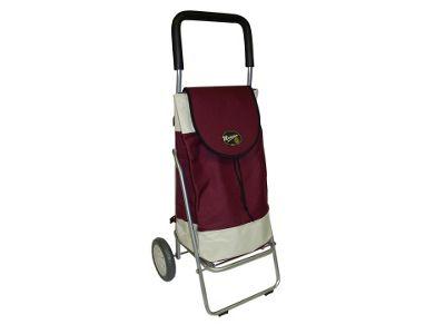 Marketeer Flip Top Shopping Trolley