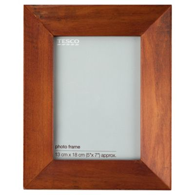 Tesco walnut frame 5