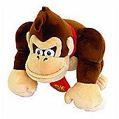 "Official Nintendo Mario Plush Series Stuffed Toy - 10"" Donkey Kong"