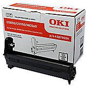 OKI C5850 Black Image Drum (Yield 20000 Pages)