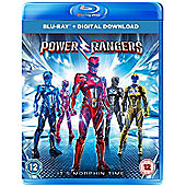 Power Rangers Blu-ray