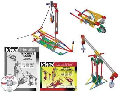 Intro to Simple Machines: Levers and Pulleys, inc. CD (Key Stage 1 and 2) - Construction