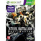 Steel Battalion Heavy Armor - Xbox-360