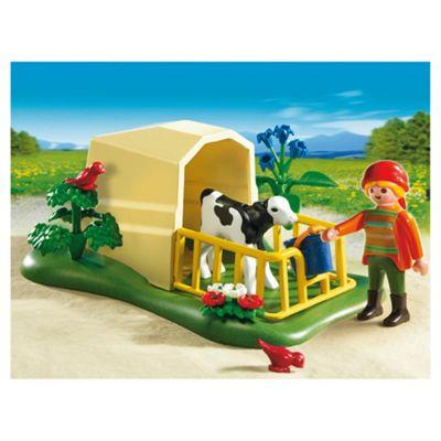 Playmobil 5124 Calf Feeder