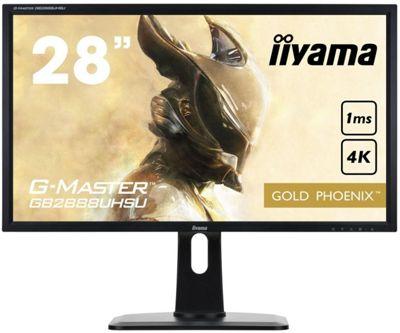 iiyama GOLD PHOENIX G-MASTER GB2888UHSU-B1 28 4K FreeSync 75Hz Gaming Monitor