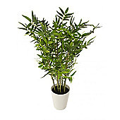 "Closer to Nature Artificial 2ft 3"" Japanese Bamboo Plant"