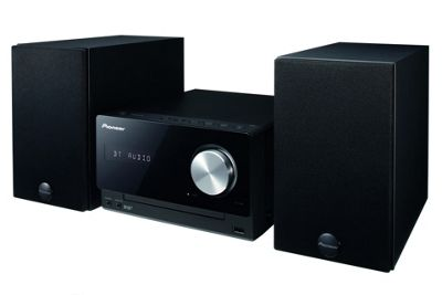 Pioneer X-CM32BTD-K CD Receiver System - Black