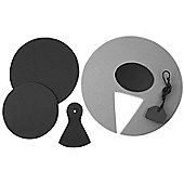 Tiger Silencer Pads - 3 Piece Junior Drum Kit