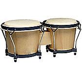 Stagg BW-70-N Wooden Bongo Set