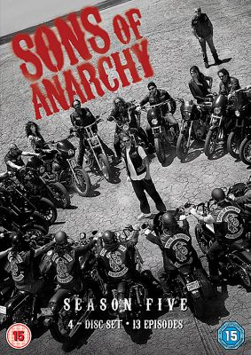 Sons Of Anarchy Season 5 Sons Of Anarchy Season 5 (DVD)