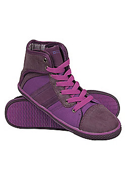 Mountain Warehouse Cruise Kids' Boots - Purple