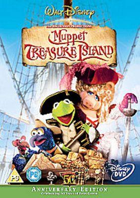 Muppet Treasure Island (DVD)