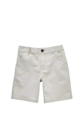F&F Chino Shorts Light Grey 5-6 years