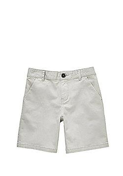 F&F Chino Shorts - Light Grey