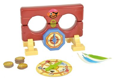 Tomy Tickle Me Feet Game
