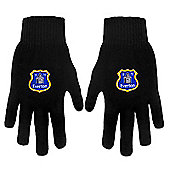 Everton FC Knitted Gloves Adults
