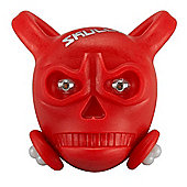 Skully Light Front Red