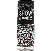 Maybelline Color Show All Access NY Top Coat 7ml - Broadway Lights