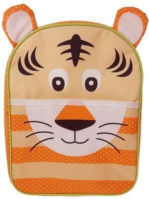 Ted the Tiger Backpack