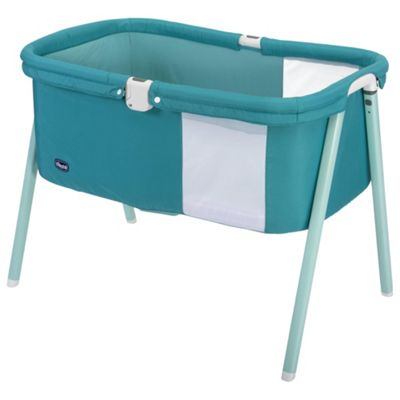 Buy Chicco Lullago Crib Green Jam From Our Cribs Range