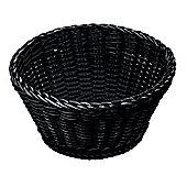 Westmark Saleen 18cm Round Multi Purpose Basket, Black