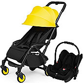 ickle bubba Aurora Travel System (Yellow)