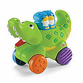 Amazing Animals Press & Go Crocodile