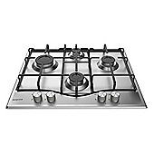 Hotpoint PCN 642 IXH Gas Hob - Stainless Steel