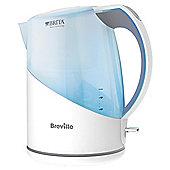 Breville VKJ932 Filter Kettle Brita Maxtra, 1 L  - White