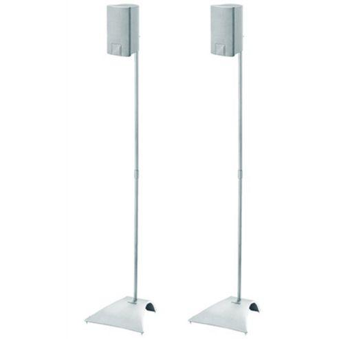 Vogel s Pair of Silver Speaker Stands