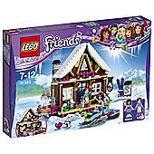 LEGO Friends Snow Resort Chalet 41323