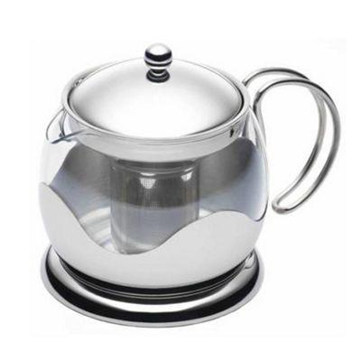 Le'Xpress Glass Infuser Teapot, 900ml