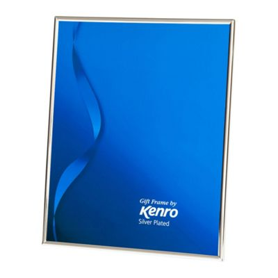 Kenro Symphony Classic Silver Photo Frame to hold a 8x6