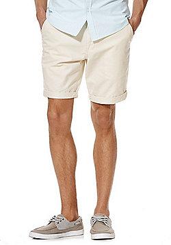 F&F Chino Shorts - Off white