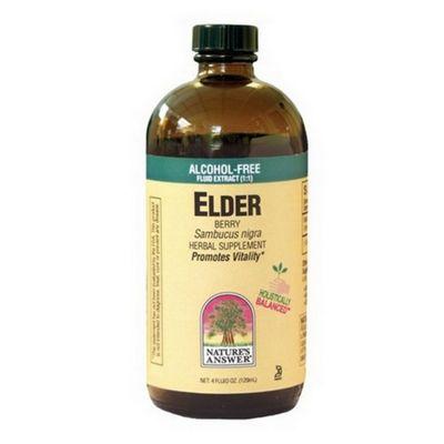 Natures Answer Elderberry AF 120ml Liquid