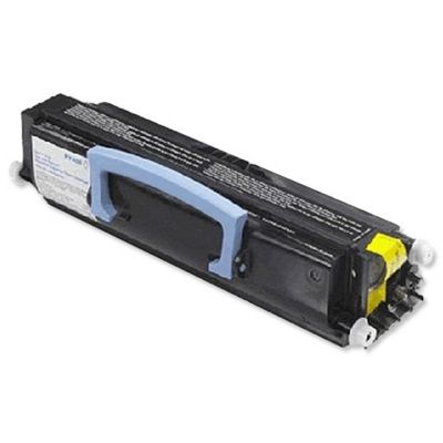 Dell Standard Capacity Use and Return Black Toner Cartridge (Yield 3,000 Pages) for Dell Laser Printer 1720/1720dn