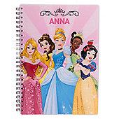 Disney Princesses Personalised Note Pad
