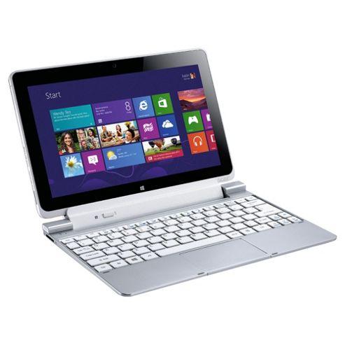 Acer Iconia W510 10.1 inch 32GB Windows 8, Silver