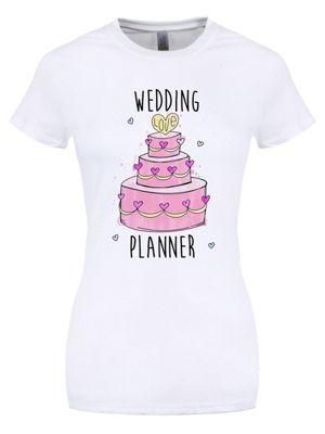 Wedding Planner Women's White T-shirt