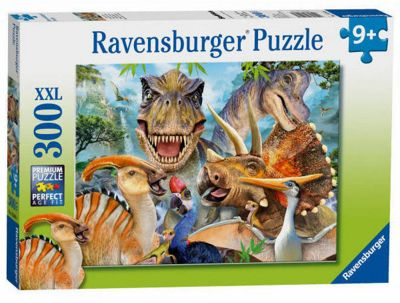 Delighted Dinos - 300XXL Puzzle