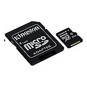 Kingston 64GB microSDHC/microSDXC Class 10 UHS-I Card