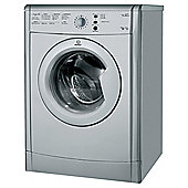Indesit Ecotime Vented Tumble Dryer, IDVL 75 B R S (UK) - Silver