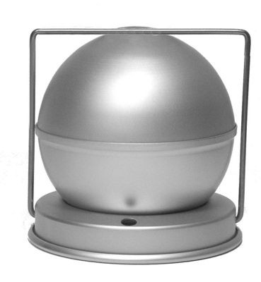 Alan Silverwood Spherical Cake Tin Mould 2lb AS-50752