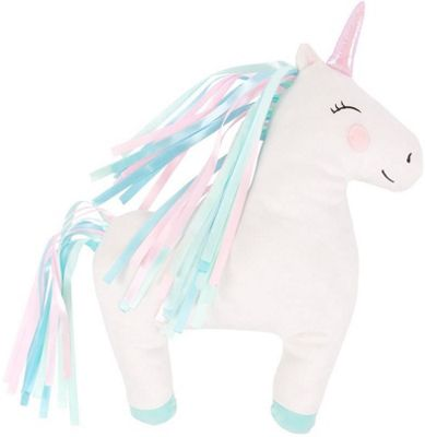 Rainbow Unicorn Plush Cushion