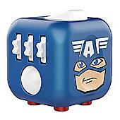 Marvel Fidget Cube Captain America
